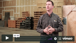 Turnkey Packaging & Crating Video